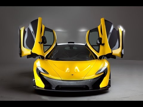 McLaren P1 hypercar details laid bare - exclusive