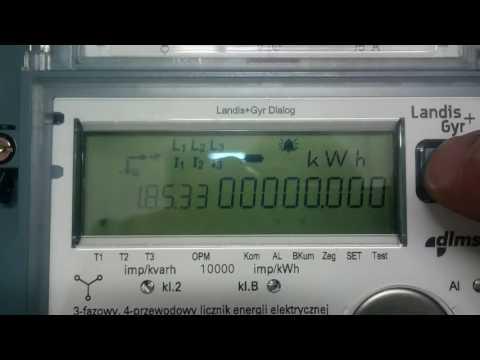 Miernik elektryczny z pilotem Energomera kupować