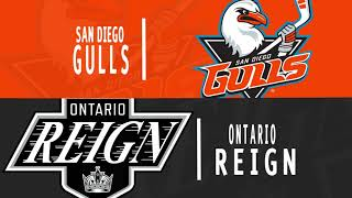 Gulls vs. Reign | Apr. 4, 2021