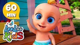 One Little Finger - Amazing Educational Songs for Children | LooLoo Kids