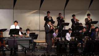 HHS Jazz Ensemble - The Very Thought of You
