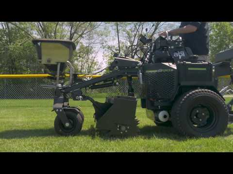 Slit Aerator – Mid-Mount Attachment for the ABI Force Z-23