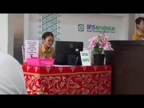 Kantor BPJS renon, pelayanannya ramah dan tempatnya nyaman
