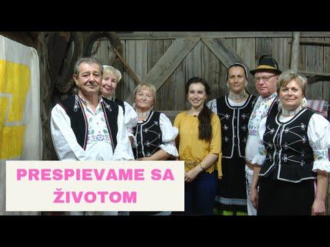 FOLKLÓR NA ZEMPLÍNE<br />Folklórna spevácka skupina Močaranka