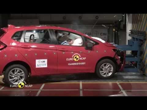 NCAP: Honda Jazz
