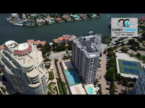 Park Shore Solamar Real Estate Flyover in Naples, Florida