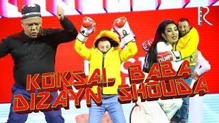 Dizayn jamoasi DIZAYN SHOU 2019 - Ko'ksal Baba