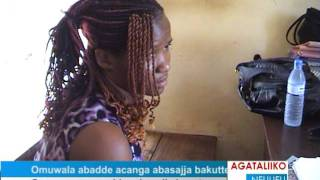 Omuwala Abadde Acanga Abasajja Bamukutte