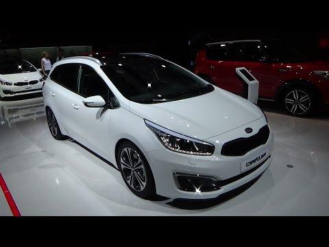 Kia  Ceed Sportswagon Универсал класса C - рекламное видео 1