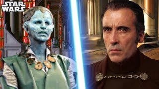 The Jedi Who Trained Dooku As A Sith Behind Yoda's Back! [CANON]   Star Wars Explained