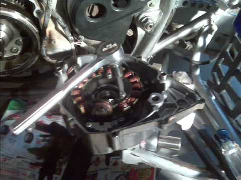 yamaha 9 9 grizzly 600 wiring diagram comment demonter stator 350 raptor   la r  ponse est sur  comment demonter stator 350 raptor   la r  ponse est sur