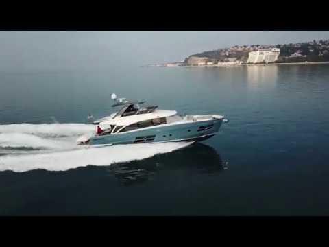 Greenline Ocean Class 65 video