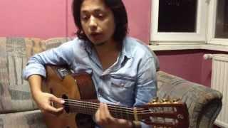 Haramiler - Mavi Duvar Gitar ( Serkan Kırmacı )