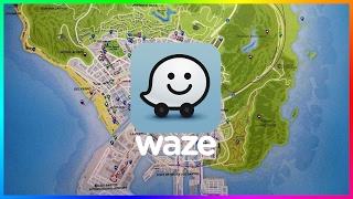 Waze Voice Navigation
