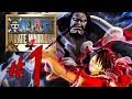 One Piece Warriors 4 Parte 1: Luffy Vs Kaido Xbox One X