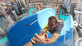 Top 5 Most Insane Waterslide ACCIDENTS CAUGHT ON CAMERA!