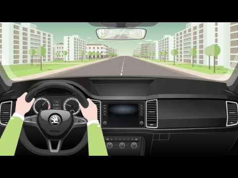 SKODA CONNECT Info et divertissement