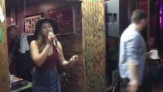 Nikki Alva - No Morira- DLG (  Cover ) in Puerto Rico
