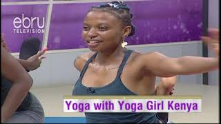 Yoga Is Not An Expensive Kenyans Need To Get Involved ~ Yoga Girl