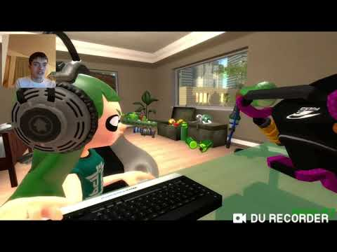 Man In Shorts Reaction To The Enhanced Replacer & Home Invasion [GMOD Splatoon] By Poool157