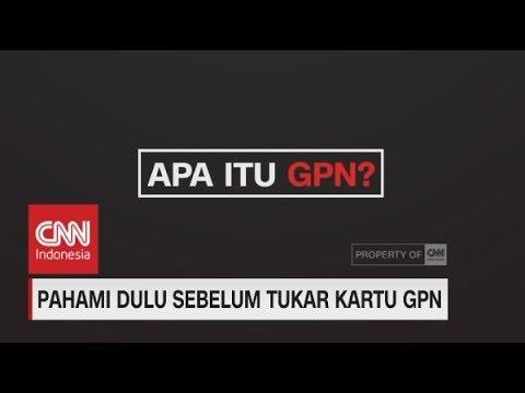 Mengenal Kartu GPN