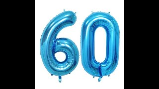 21 Best 60th Birthday Party Ideas - Best Birthday Party Ideas for Women, Men, and Mom