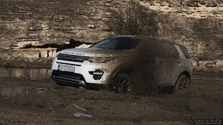 Land Rover Discovery Sport Test Drive AutoStrada.MD