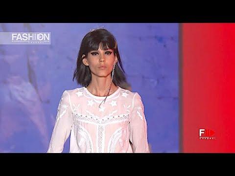 TEOH & LEA 080 Barcelona Fashion Week Spring Summer 2020 - Fashion Channel