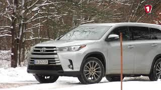 Номінант: Toyota Highlander | Пробег 3