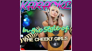 Hooray Hooray It's a Cheeky Holiday (In the Style of the Cheeky Girls) (Karaoke Version)