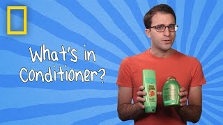 Whats In Conditioner? | Ingredients With George Zaidan (Episode 8)