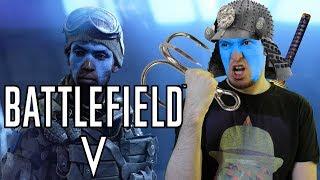 НЕ СМЕШИТЕ МОИ КРЮКИ... Анонс Battlefield 5 [Мнение]