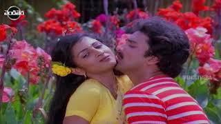 Terror Telugu Full Movie Part -3 | Bhanuchander, Arjun, Silk Smitha | Telugu Movies | Vendithera