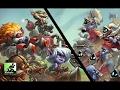 Mechs vs Minions Gameplay Runthrough