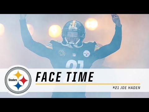 Face Time: Joe Haden