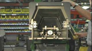 Crown Equipment Manufacturing Processes