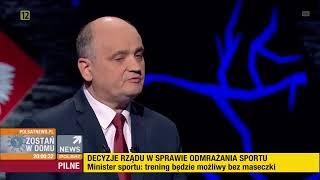 NA ŻYWO  Ostatni reportaż Ewy Żarskiej cz 1