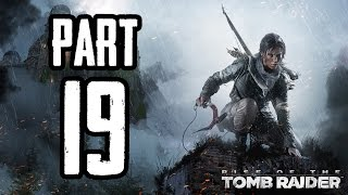 ► Rise of the Tomb Raider | #19 | KONEC! | CZ Lets Play / Gameplay [1080p] [PC]