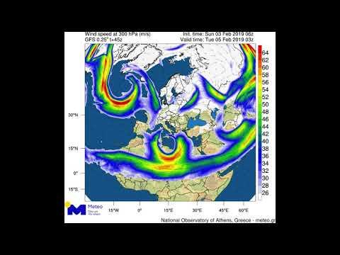Καιρός: Έρχεται κακοκαιρία από τη Λιβύη με καταιγίδες χωρίς προηγούμενο (βίντεο)