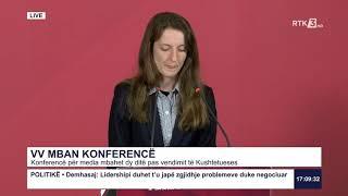 RTK3 Lajmet e orës 17:00 30.05.2020