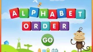 ABCya! Alphabet Order