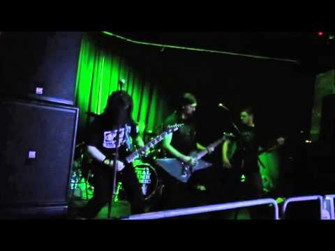 Corrupted fate - Sacrifice (live in sheffiled)