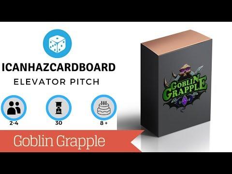 Goblin Grapple Elevator Pitch