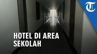 Menengok Fasilitas Twenty Four Hotel, Satu satunya Hotel Yang Ada Di Area Sekolah Di Jakarta Timur