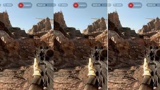 Star Wars Battlefront | PC vs PS4 vs Xbox One | Grafikvergleich / Graphics comparison