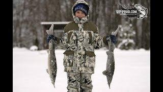 Ловля осетра зимой на платниках