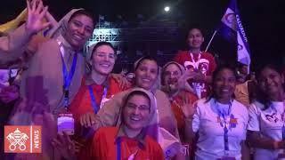 JMJ Panamá: Apertura oficial  2019-01-23