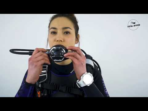 Apeks XTX200 regulator – Total Diving – Montreal Scuba