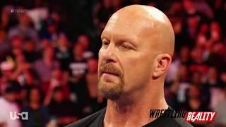 WWE RAW 25th Anniversary Highlights HD   WWE Raw 22 January 2018 Highlights HD