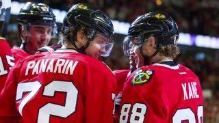 Kane and Panarin 2016